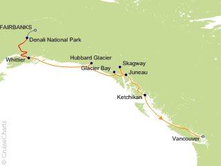 11 Night Denali Explorer - Tour GB4 from Fairbanks from Fairbanks