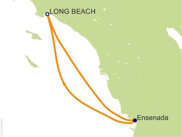 Cruise to ensenada from long beach