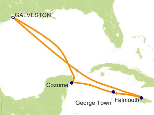 7 Night Western Caribbean Cruise On Liberty Of The Seas From Galveston Sailing September 4 2016