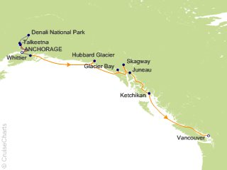 10 Night On Your Own ABX from Anchorage