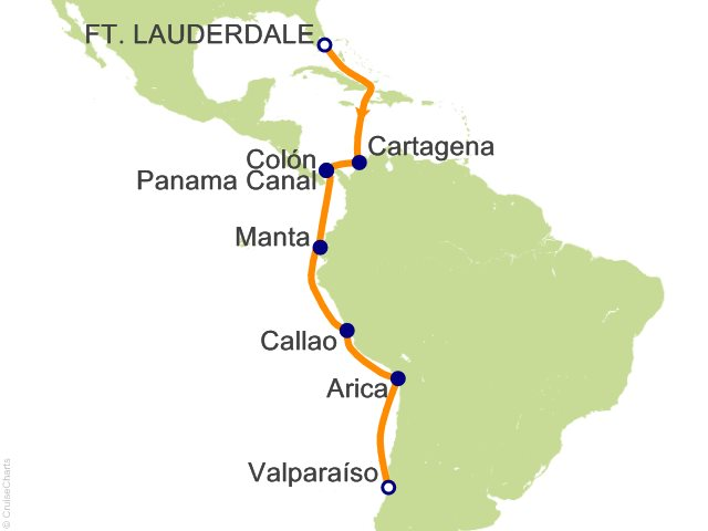 South American Cruise Itineraries - Princess Cruises