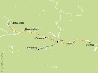Tauck Tours Europe Cruise 7 Nights From Nuremberg Joy December 8