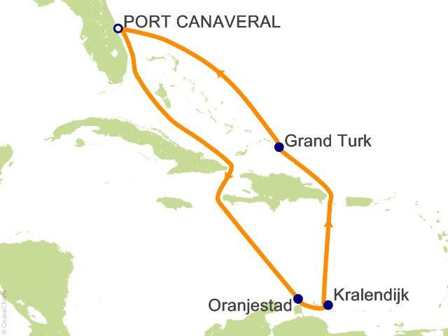 8 Night Southern Caribbean Cruise On Carnival Sunshine