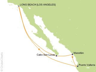 Carnival Mexico Cruise 7 Nights From Long Beach Carnival