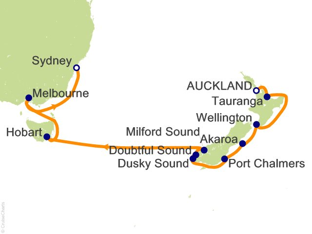 Excellent Cruise to New Zealand - Celebrity Solstice ...