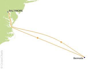 Cruise From Baltimore 2020.Carnival Bermuda Cruise 7 Nights From Baltimore Carnival