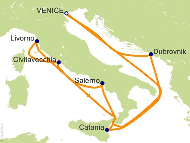 Celebrity Mediterranean Cruises   Celebrity Cruises from ...