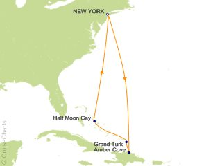 Cruises From New York 2020.Carnival Caribbean Cruise 8 Nights From New York Carnival
