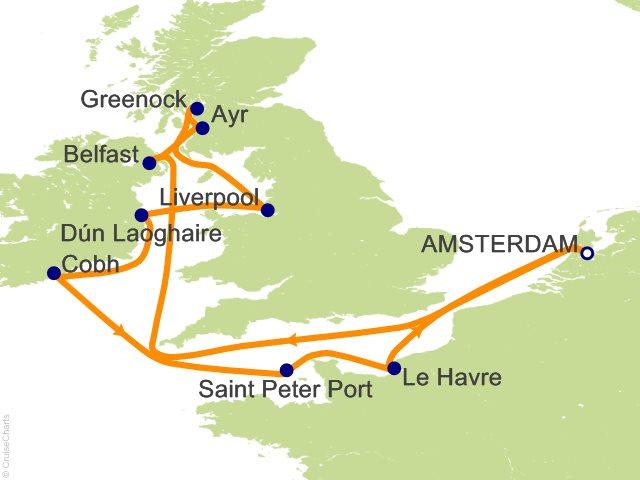 British Isles & Icelandic Cruises - Princess Cruises