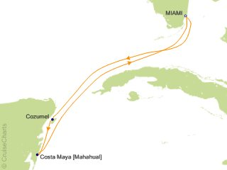 5 Night Caribbean Cruise from Miami