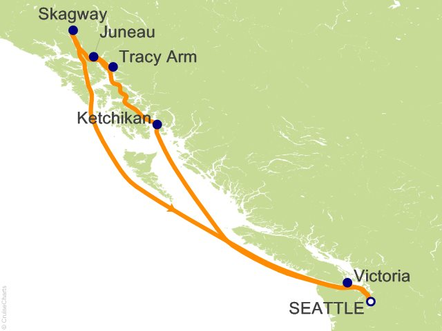 Celebrity infinity alaska reviews