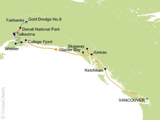 14 Night Off the Beaten Path MA7 from Vancouver