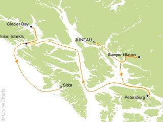 7 Night Exploring Alaskas Coastal Wilderness Cruise from Juneau