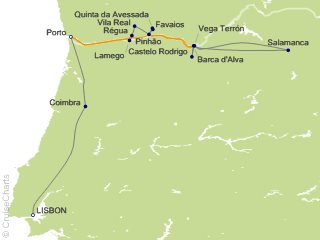 9 Night Portugals River of Gold Cruise and Land Tour from Lisbon