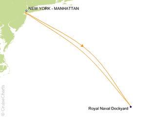 4 Night Bermuda from New York Cruise from New York