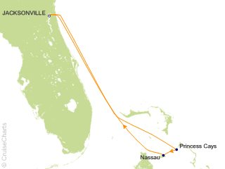 on carnival ecstasy map