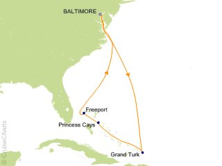 Cruise From Baltimore 2020.Carnival Caribbean Cruise 7 Nights From Baltimore Carnival