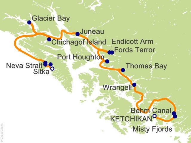 Un-Cruise Adventures Alaska - Cruises Cruise, 14 Nights From ...