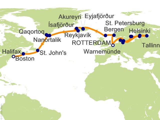 32 night baltic jewels and viking passage cruise on rotterdam from 32 night baltic jewels and viking passage cruise from rotterdam sciox Gallery