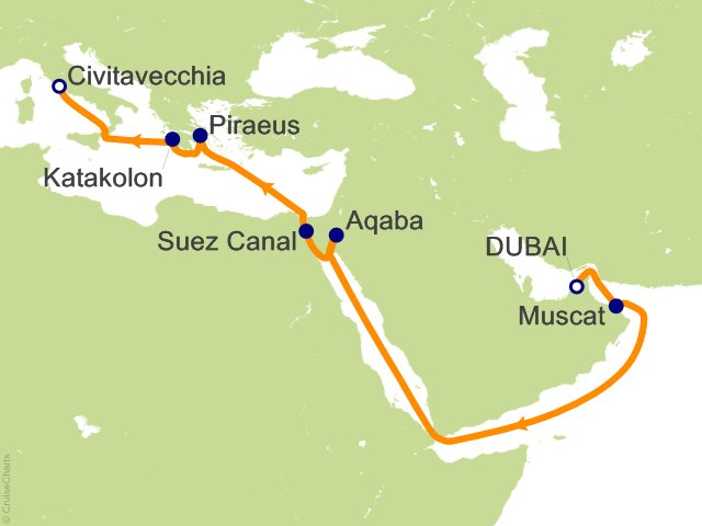 15 night arabian sea and suez canal cruise on celebrity 15 night arabian sea and suez canal cruise from dubai gumiabroncs Gallery
