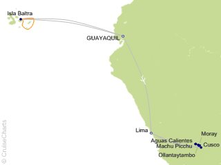 15 Night Galapagos Cruise and Land Tour from Guayaquil