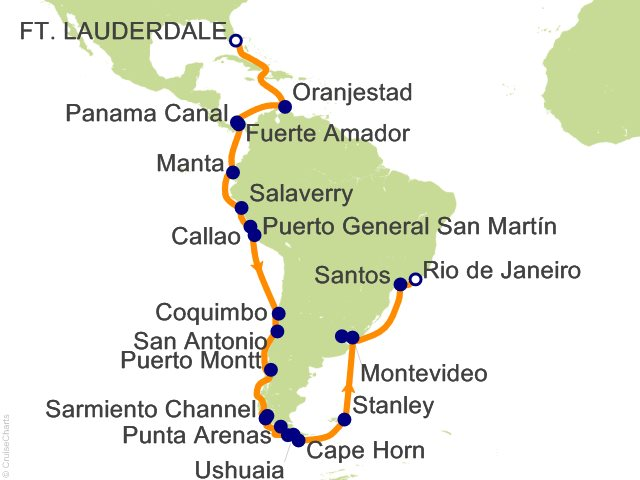 Holland America South America Cruise, 33 Nights From Fort Lauderdale on map of world religions today, map of inca mountains, map south america ecuador highlighted, map of the incas, about the location of inca, map of america in 1830, map of inca cities, map of ancient mayan civilization, peru inca, area ruled by inca, physical map of inca, map of inca civilization, sapa inca, aztec vs inca, map of america in 1700, map of ancient inca, atahualpa inca, apos inca, who were the inca, american inca,