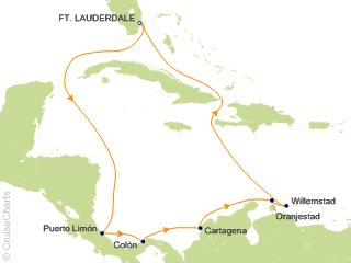 Royal Caribbean Caribbean Cruise, 11 Nights From Fort
