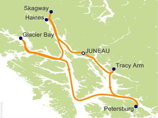 American Cruise Lines Alaska - Cruises Cruise, 7 Nights From Juneau ...