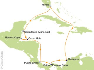 NCL Panama C Cruise, 11 Nights From Miami, Norwegian Pearl ... on map of orange park florida, map of port st. lucie florida, map of port st. joe florida, map of south walton florida, map of bay county florida, map of lake seminole florida, map of a1a florida, map of palm coast florida, map of destin florida, map of land o lakes florida, map of south west florida, map of st. augustine florida, map of new port richey florida, map of palm springs florida, map of the villages florida, map of palm harbor florida, map of florida beaches, map of palm bay florida, map of walton county florida, map of sandestin florida,