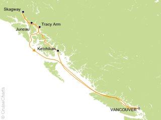 Royal Caribbean Alaska - Cruises Cruise, 7 Nights From ...