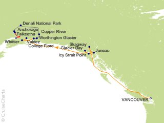 13 Night Connoisseur Escorted - Tour PA6 from Vancouver from Vancouver