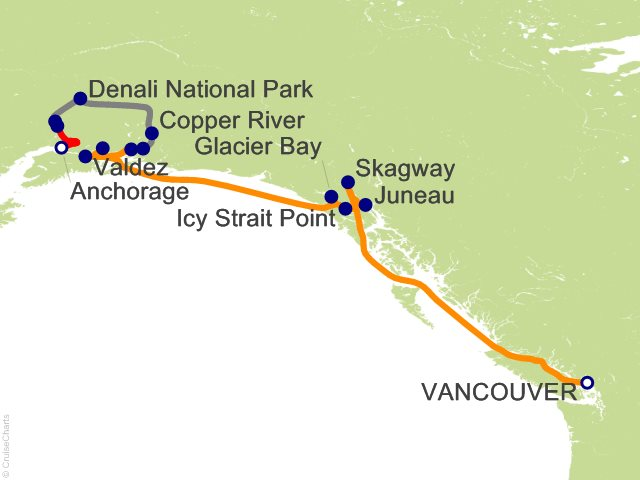 13 Night Connoisseur Escorted - Tour PA6 from Vancouver