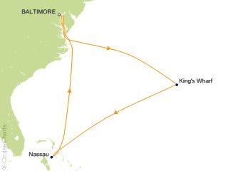 Cruise From Baltimore 2020.Royal Caribbean Bermuda Cruise 8 Nights From Baltimore