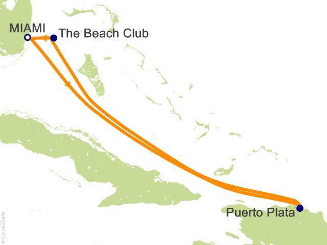 5 Night Dominican Daze Cruise
