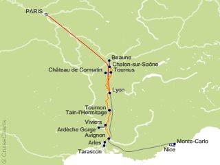 Scenic Europe Cruise 16 Nights From Paris Scenic Sapphire