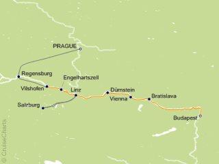 Tauck Tours Europe Cruise, 11 Nights From Prague, Savor, October 7