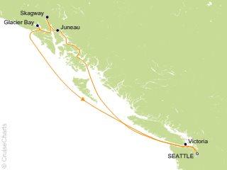 Royal Caribbean Alaska Cruises Cruise 7 Nights From