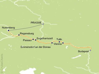 9 Night Delightful Danube and Prague Cruise and Land Tour from Prague