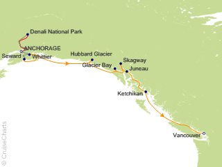 10 Night Double Denali - D6L from Anchorage from Anchorage