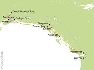 11 Night Seattle Double Denali - R6C from Seattle from Seattle