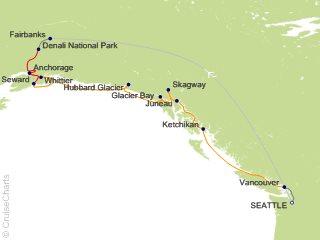 13 Night Seattle Triple Denali - R1L from Seattle from Seattle