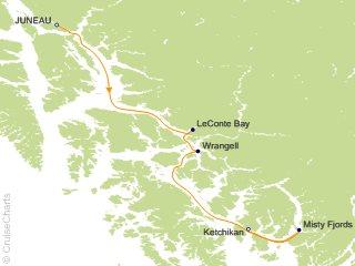 5 Night Wild Alaska Escape   Juneau to Ketchikan Cruise from Juneau