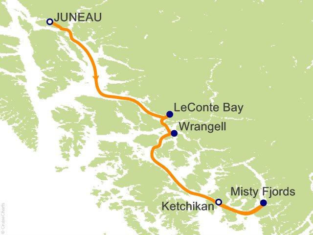5 Night Wild Alaska Escape   Juneau to Ketchikan Cruise