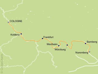7 Night Romance on the Main   Cologne to Nuremberg Cruise from Cologne