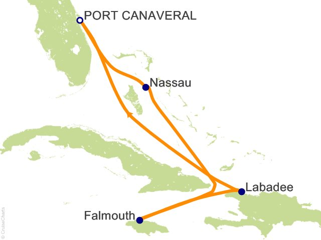 6 Night Western Caribbean Cruise